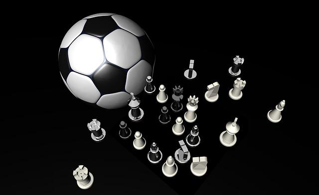 šachy a míč