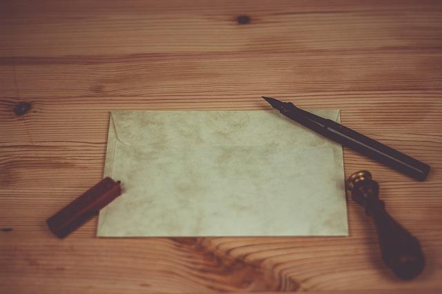 dopisní obálka