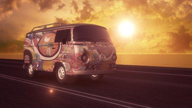 Auto, Hippie Van, cestovanie.jpg
